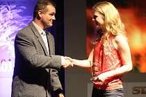 Vyhlášení ankety Nejúspěšnější sportovec Lounska a Žatecka roku 2011 v lounském divadle