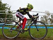 Úvodní závod národního poháru cyklokrosařů se jel ve Slaném.