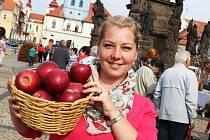 Farmářské slavnosti v Žatci.
