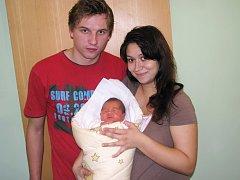 Rodičům Erice a Stanislavu Hrdým ze Sedčic se 17. listopadu 2014 v 17.58 hodin narodila dcera Lara Hrdá. Vážila 3160 gramů a měřila 48 centimetrů.