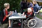 Hravé dopoledne v žateckém domově pro seniory