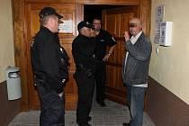 Cizinec přišel ohlásit loupežné přepadení