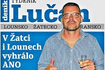 Týdeník Lučan z 10. října 2018