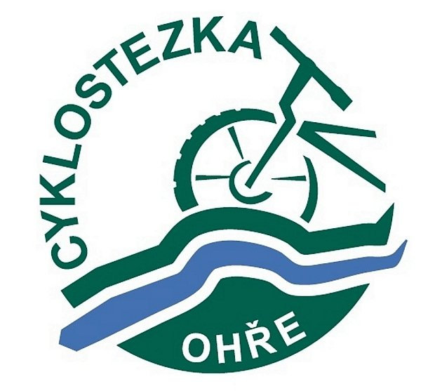 Logo Cyklostezky Ohře