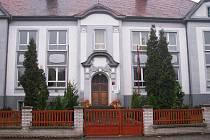 Budova Střední školy zemědělské a ekologické v Žatci