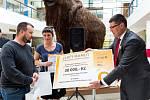 Předání ceny Zlatý mamut