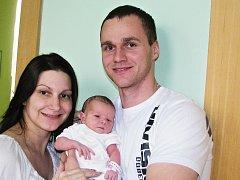 Mamince Martině Trnkové a tatínkovi Michalu Vlčkovi ze Žatce se 4. dubna 2015 v 19.44 hodin narodila dcera Nikola Vlčková. Vážila 3320 g a měřila 50 cm.