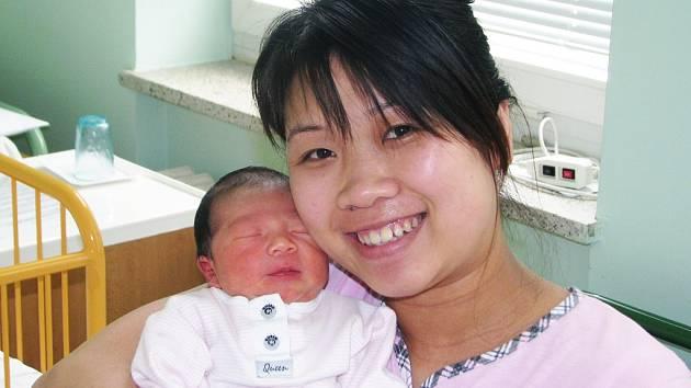 Mamince Hoang Thuy Linh ze Žatce se 25. dubna 2014 ve 13.08 hodin narodila dcerka Hoang Mai. Vážila 3130 gramů a měřila 48 centimetrů.