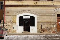 Hošťálkovo náměstí v Žatci