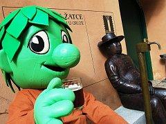 Zahájení nové turistické sezony v žateckém Chrámu chmele a piva