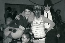 Karneval Ústavu pro muže s mentálním postižením v Tuchořicích