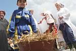 Oslavy 1. máje v Kryrech na Podbořansku