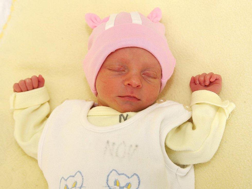 Mamince Lence Laubrové ze Žatce se 25. března 2011 v 10:17 hodin v kadaňské porodnici narodila dcera Marie Laubrová. Vážila 2,4 kg, měřila 46 cm.