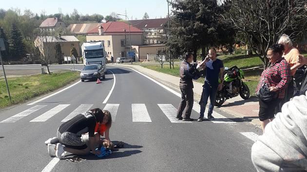 Nehoda v Žiželicích