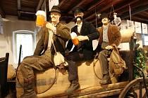 Chmelařské muzeum v žateckém Chrámu chmele a piva. Archivní foto