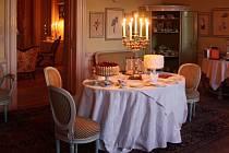 V zámku Krásný Dvůr se uskuteční Hraběcí stolování.