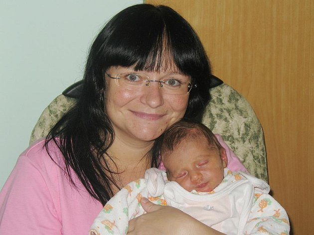 Mamince Blance Frydecké ze Žatce  se 15. října 2009 ve 14.33 hodin narodila dcera Natálie Hlaváčková.  Měřila 53 cm a vážila 3,1 kilogramu.