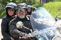 Tradiční motosraz v Peruci proběhl 8. května