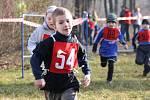 Jarní přespolní běh v Lounech