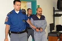 Andrej Korpa před lounským soudem