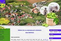 Obec Deštnice/ilustrační foto