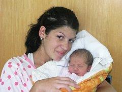 Mamince Lucii Kováčové z Podbořan se 17. června 2012 v 7.06 hodin narodila dcera Aurélie Kováčová. Vážila 2980 g a měřila 47 cm.