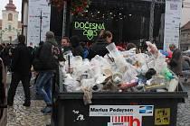 V Žatci o víkendu proběhla tradiční Dočesná.