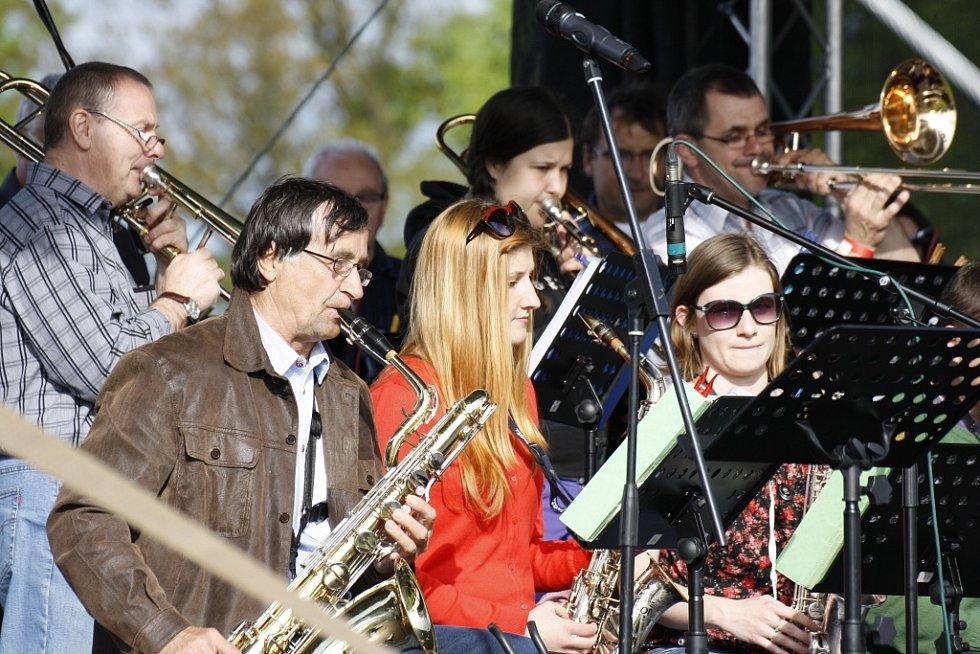 Vystoupení skupiny Bittner Band