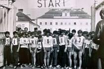 Nahlédneme do historie tradičního běhu krásnodvorským zámeckým parkem