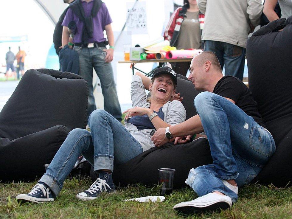 Open Air Festival v Panenském Týnci