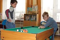 Děti ve školním klubu