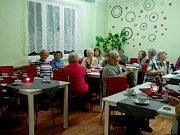 Zpívání koled v DPS Podbořany