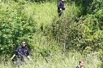 Policie pátrala v okolí Slavětína po Janě Paurové