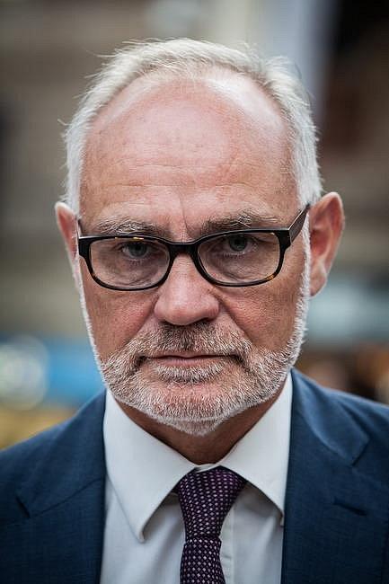 Crispin Blunt, britský politik - člen Konzervativná strany