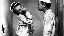 Petr a Matěj Formanovi jako dvojčata Homolkovi