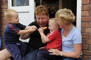 Rodinný život byl jako z pohádky.
