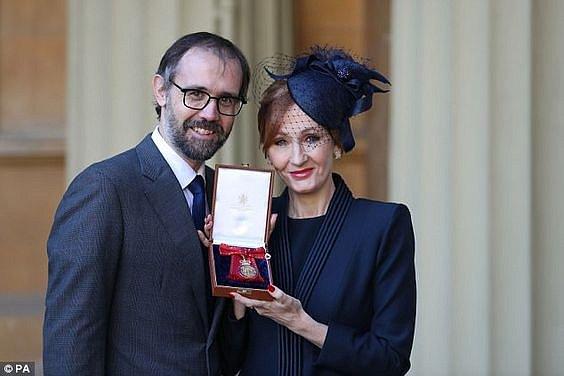 J. K. Rowling a Neil Murray