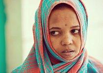 Ilustrační foto - Žena v Somálsku
