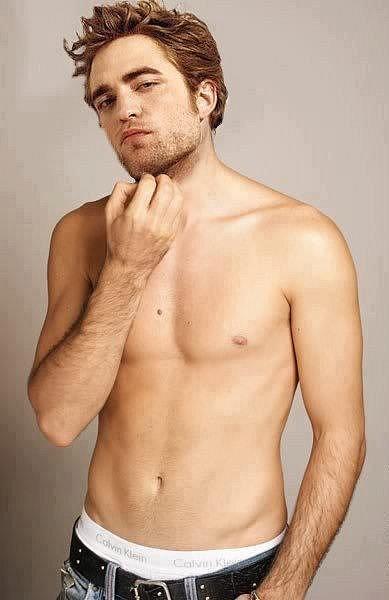 Velká Británie - Robert Pattinson