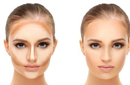 Jak být krásná: Vykonturujte svůj obličej do dokonalosti!