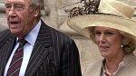 Camilla se svým otcem