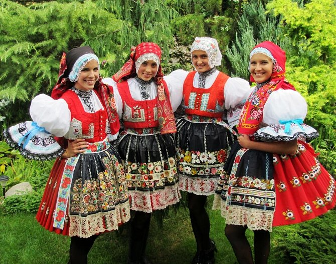Česká Miss World fandí folklóru
