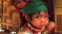 Barma - S omotáváním mosazným drátem se začíná už velmi brzy.