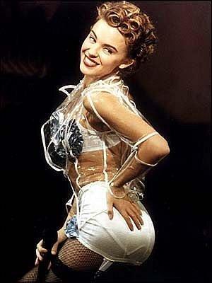 Takhle vypadala Kylie Minogue ve svých začátcích.