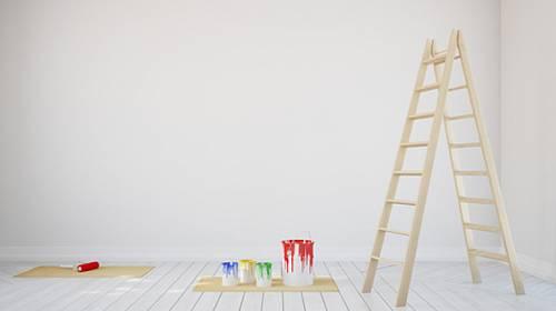 Proč penetrovat zdi před malováním?