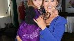 Vnučka Olivie Coco je pro Petru Černockou vším.