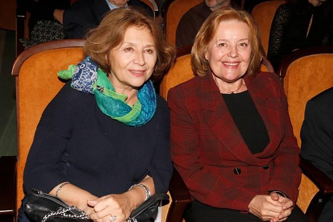 Magda Vášáryová a Emília Vášáryová