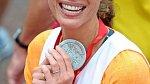 Christy Turlington běhá pravidelně maratony.