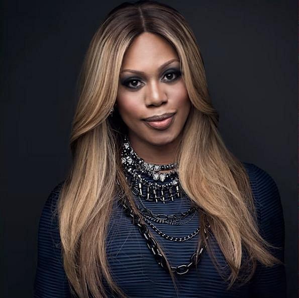 Laverne Cox je americká herečka, televizní producentka a obhájkyně transsexuálů.