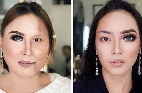 Instagramový make-up